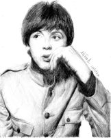 Paul McCartney by imLetha
