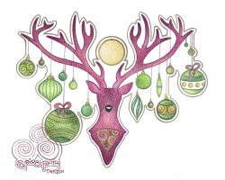 Festive by Spiralpathdesigns