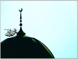 I am proud to be Muslim by F5r-bladi