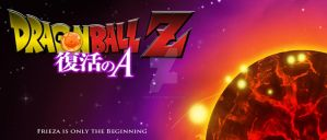 DRAGONBALL Z: REVIVAL OF A by ERIC-ARTS-inc