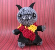Harry Potter Monster by AmiTownCreatures