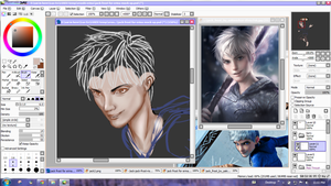 Jack Jack Frost Frost by Seraphoid
