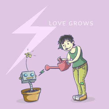 Love Grows by fatpuppy
