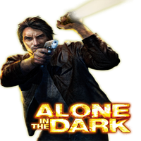 Alone In The Dark Dock Icon by Rich246