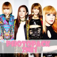 Photopack de 2NE1 #1 by BooEditions
