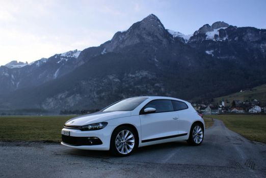 My New Scirocco by GolfR32Racer