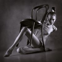 Love with a chair 2 by photoport