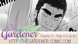 The gardener - Chapter 4 page 4 by Marc-G