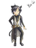 VolSa: Chibi Yuu by Ribbon-Knight