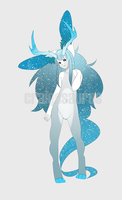 Space bunny adopt 6 [SOLD] by Craig-adopts