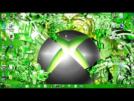 xbox 360 theme by codym95