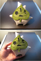 LoZ Wind Waker: Makar Plush (FOR SALE) by TunaTetrazzini