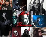 "Mickael Gordon ""Mick"" Thomson by Shiru-Abend"