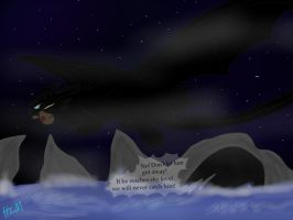 HTTYD:WAotD-The Thief in the Night by BlackDragon-Studios