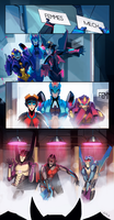 Oops, Wrong Bathroom ! by Valong