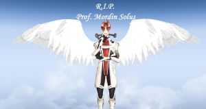 R.I.P. Prof. Mordin Solus by Deemonef