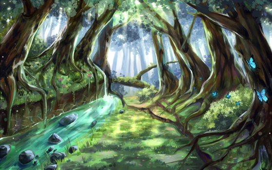 Forest by Wanini