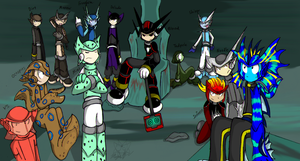 Blood's Gang pt 1 by SmilehKitteh