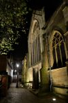 Leicester Cathedral Street by BlueshinePhotography