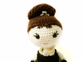 Amigurumi Pattern Doll - Holly Golightly by MysteriousCats