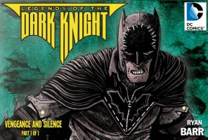 Legends of the Dark Knight: Vengeance and Silence by RADMANRB
