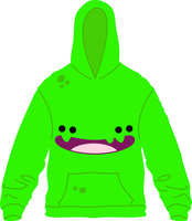monster hood by armadilloboy
