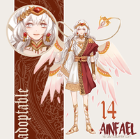 [CLOSED] (Valentine) Ainfael 14 by retrozero