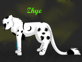 Zhye version 2 by Bunny105