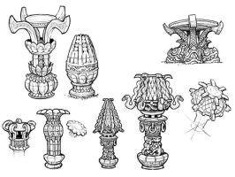 Pillar Capital Studies by Concept-Art-House