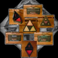 Triforce box by Shadowy-Eclipse