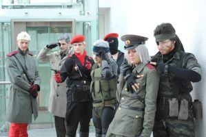 Metal Gear cos gamescom 2010 by ssj-Donny