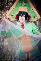 Seth Nightroad - Trinity Blood by oShadowButterflyo