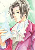 Edgeworth by FadingColors