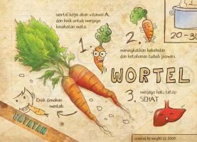Veggie WORTEL by eorg80