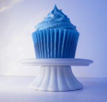 Bluecupcake by CandyKnickerbocker