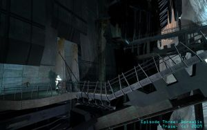 Half Life 2 Episode Three map by REALTRASE