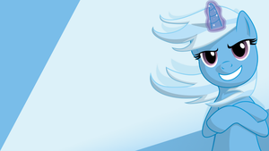 Trixie Wallpaper by JeremiS