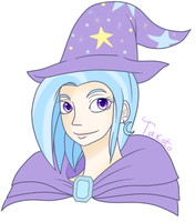 Humanized Trixie by Sanyamio