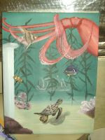 Under the SEa Painting by alohaman636