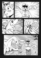 Swimmer page 45 by jimsupreme
