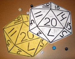 D20 Bags by 13anana