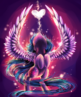 Twilight Sparkle by AquaGalaxy