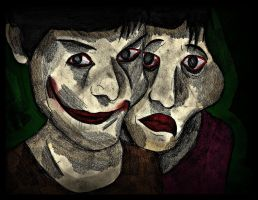 Split personality by TheVictimOfReality