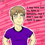 Jean Valentines Day Card by ScarPelt2