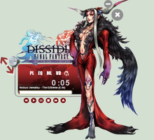 Final Fantasy Dissidia 012: Ultimecia by seraphimax