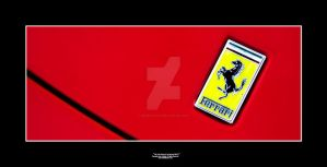 Do You Have It In Ferrari Red? by imaphotoguy
