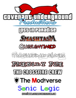 The Covenant Underground Logos by shadowfox014