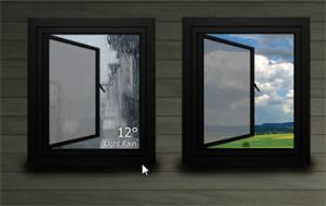 FFC_Window Weather for xWidget by JanDeath
