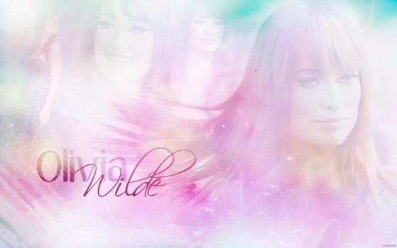 Olivia Wilde Wallpaper II by 7th-sky