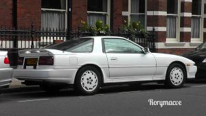 1990 Toyota Supra by The-Transport-Guild